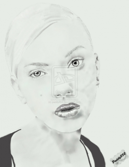 Scarlett Johansson by paddy852